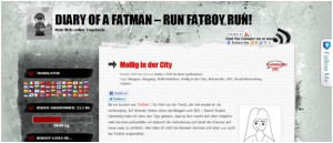 Diary of a Fatman (Copyright: Hody.de)