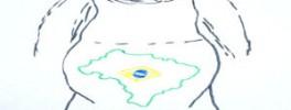 Welche Landesgröße hat dein Hintern: Andorra-Po oder Spanien-Hintern? (Copyright: Astrid Listner)