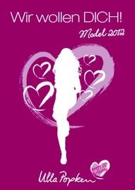 """Model Contest 2012 von """"Ulla Popken"""" und """"JP1880"""" (Copyright: Ulla Popken)"""
