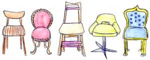 Eine Hymne an die Vielfalt ODER warum wir alle Stühle sind (Copyright: Alessa von My-Dress-Codes.de)
